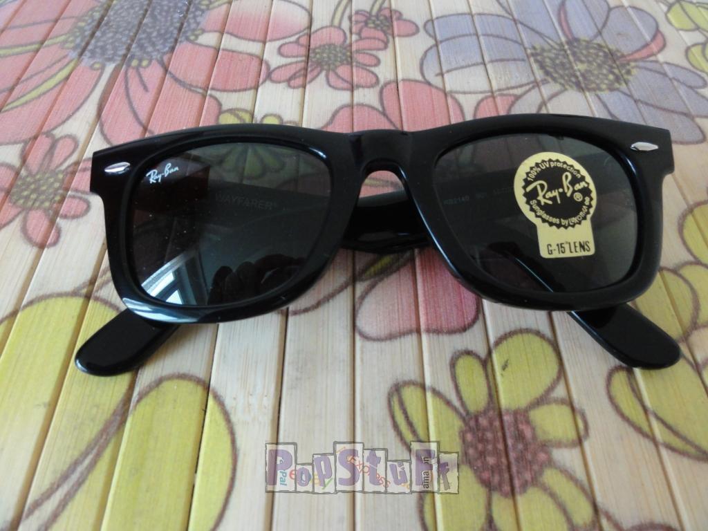 RAY BAN WAYFARER очки с Aliexpress