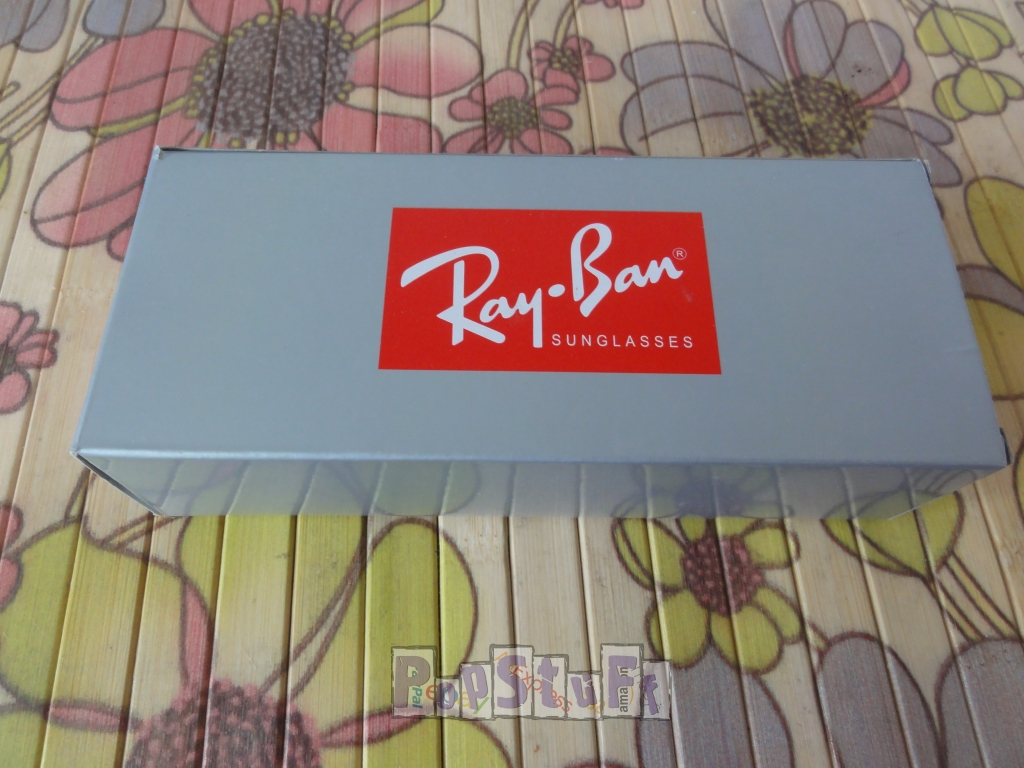 RAY BAN WAYFARER упаковка, оригинальная коробка