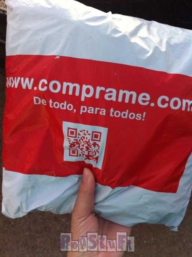 Увеличивающийся в размерах шланг Xhose с насадкой упакованный