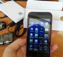 Смартфон Ipro MTK6572
