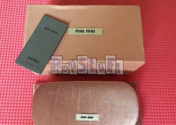MIU MIU c Aliexpress комплект поставки с оригинальным чехлом и упаковкой