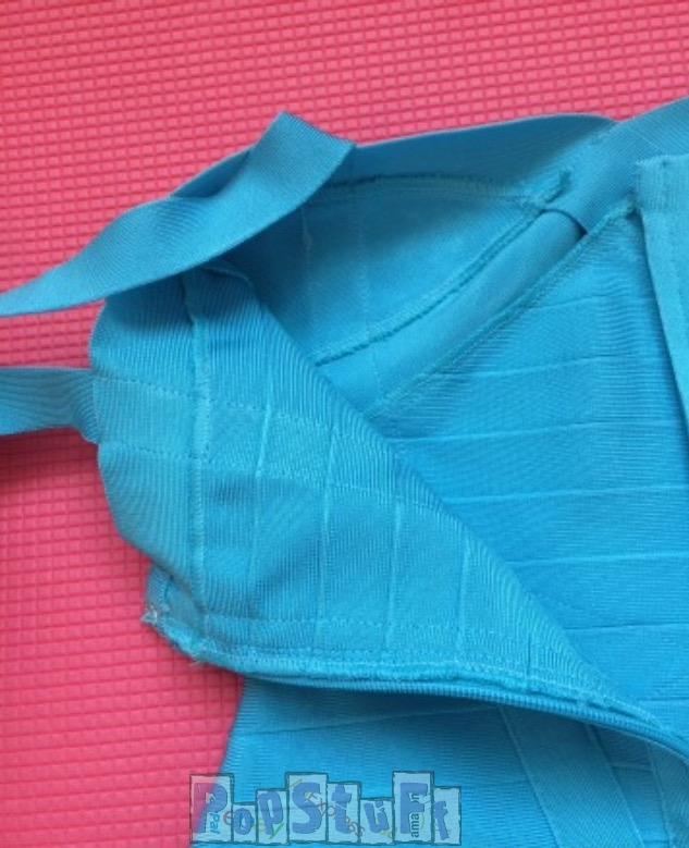 Бандажное платье Herve Leger реплика очень высокого качества