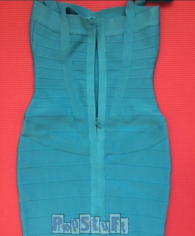 Бандажное платье Herve Leger копия фирменного платья