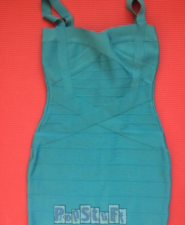 Бандажное платье Herve Leger с Aliexpress