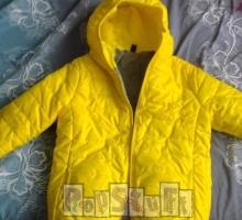 Легкая демисезонная куртка sammy 548