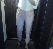 Недорогие женские брюки свободного покроя